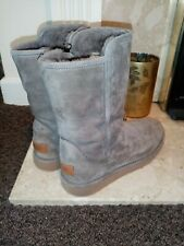 Ugg Boots Grey Size 4