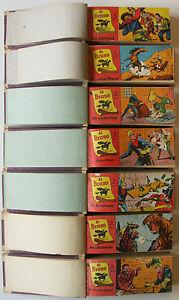 El Bravo 1-86 Original Lehning - Verlag gebunden in 7 Büchlein