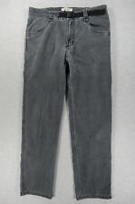 Gramicci 100% Cotton Soft ROCK Pants (Mens 34x34) Hiking Climbing Travel
