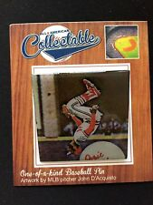 St. Louis Cardinals Ozzie Smith lapel pin-Collectable Memories-The Wizard-Gift