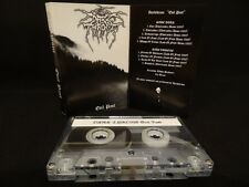 DARKTHRONE Evil Past DEMOS MC CASSETTE MAYHEM, VENOM, VON, MGŁA