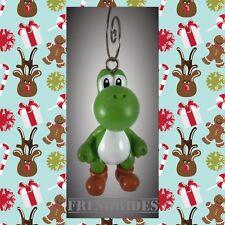 Custom Nintendo Mario Brothers Yoshi Christmas Tree Ornaments Rare Figure