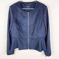 NWT DKNY Moda Tropica Jacket Size 14