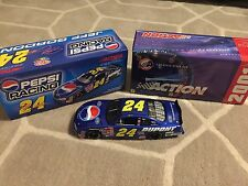 Jeff Gordon Action Diecast 1:24 New Pepsi DuPont Racing 2001 Monte Carlo Limited