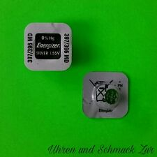 Cell sr726sw sr726w ag2 Silver 1,55v 1x Energizer 397/396 Watch Battery Button