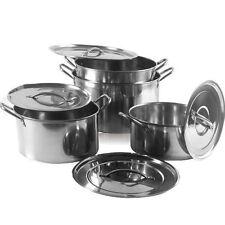 Casseroles et poêles en acier pour la cuisine