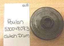 Poulan Clutch Drum Part # 530048083 NOS NLA