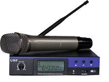 Professional UHF Single Channel Wireless Microphone for shure sm58 swireless