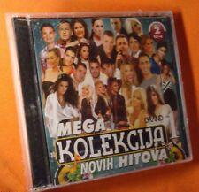 Mega Kolekcija  Novih Hitova 2CD Grand Production 1