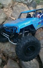 Axial Wraith Heavy Duty Aluminum 4 Link Kit