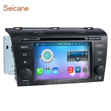 Android 6.0 8-Core Car Stereo GPS Navigation Radio DVD Player for Mazda 3 04-09