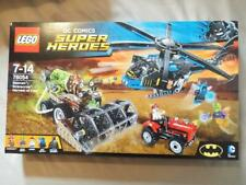 LEGO 76054 DC Comics Super Heroes Batman Scarecrow Harvest BRAND NEW & SEALED