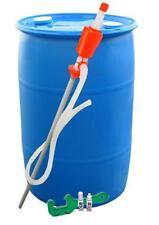 Purified WATER STORAGE KIT plus 55 GALLON BARREL !! BRANDNEW