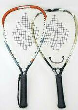 Ektelon Set of 2 Titanium Racquetball Racquet Energy & Excel Oversize Rm27A 31A