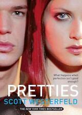Pretties by Scott Westerfeld (2005, Paperback)