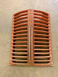 CASE TRACTOR FRONT GRILLE CAST IRON PART NO 5358A