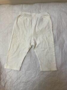 Juicy Couture - Beautiful cream soft knit leggings - cotton - 0-3 months