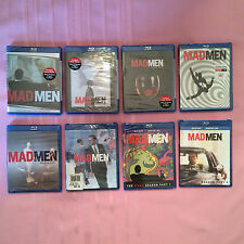 Mad Men Complete Seasons 1 - 7 Blu ray - Brand New PLUS BONUS MAGIC DVD