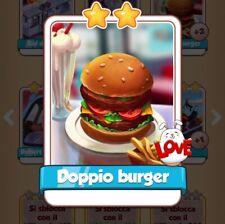Coin Master cards carta Speciale Doppio Burger