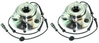 2 X FOR LAND ROVER DISCOVERY MK2 1998-2004 FRONT WHEEL BEARING HUB PAIR