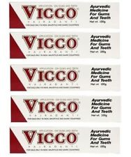 Vicco Vajradanti Tooth Paste 100% Vegeterian 4 Pack x 200 Gram