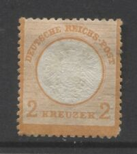 1872 Germany  2 Kreuzer  large Shield issue  mint*, $ 780.00