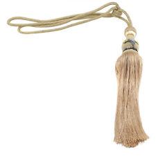 Curtain Tie-Backs Hanging Tassels Rope Tiebacks Holdbacks Decors Y2