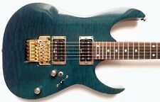 Ibanez RG520QS Rare Electric Guitar MIJ Japan Quilted Sapele 2000 w/HSC