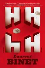 NEW HHhH: A Novel by Laurent Binet