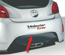 Fender Decal Vinyl Fits HYUNDAI Veloster Turbo Coupe Rally Edition 2X Any Year