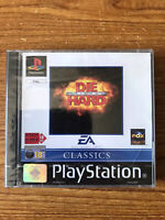 Die Hard Trilogy (PS1) Brand New Sealed PAL