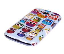 Hülle f Samsung Galaxy S3 i9300 Schutzhülle Tasche Case Cover Owl kleine Eule