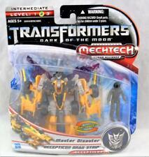 Transformers Dark Of The Moon DOTM Human Alliance Dragstrip MOSC