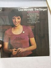 Liza Minelli - You're So Vein (Vinyl Record, 33, KC 32149)