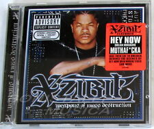 XZIBIT - WEAPONS OF MASS DESTRUCTION - CD Nuovo Unplayed