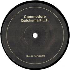 Quick & Smart – Commodore Quicksmart EP - Nerven 09 // Hörspielmusik / Mahatma