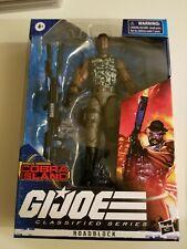 "Hasbro GI Joe Classified Series Cobra Island Roadblock 6"" Figure *IN HAND*"