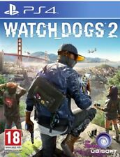 Watch Dogs 2 PS4 Game NEW SEALED UK PAL for Sony Playstation 4 watchdogs CHEAP