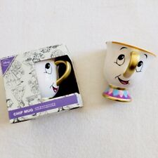 Disney New Chip Mug Beauty And The Beast Primark Mug la Bella e la Bestia
