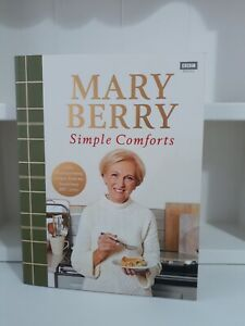 Mary Berry Simple Comforts Cookery Book - Paperback - NEW