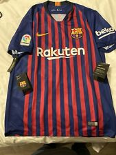 Nike FC Barcelona 2018/2019 Home Mens Jersey, Size Medium New with Tags