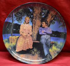 If I Loved You Collector Plate 1st in Carousel Series By Dan Brown Coa w/Box
