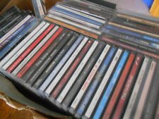50 + CDs == BULK MUSIC LOT CD COLLECTION ALBUMS FREE POST