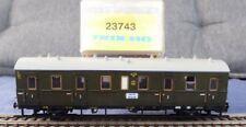 Trix 23745 H0 plattform-personenwagen DRG EP 2. Maguncia,en emb.orig.,una Telón