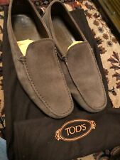 TOD'S Mens Drivers Size 10
