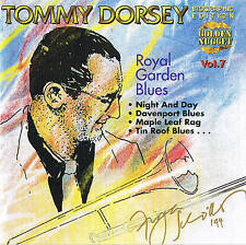 "TOMMY DORSEY ""Royal Garden Blues"" Jazz & blues CD & 23 Tracks Cosmus DSB"