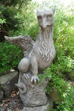 Torwächter Skulptur Gargoyle Granger Fiona Scott Steinguss Steinfigur Vidroflor