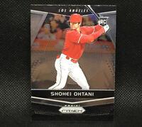 2018 Shohei Ohtani RC Panini Prizm Rookie #23 Los Angeles Angels