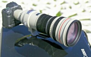 Canon EOS-1DS Mark II EF 600mm F:4L IS USM 1:5 Scale Display Model - 30 Million