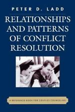 Relationships and Patterns of Conflict Resolution: A Reference Book for Couples